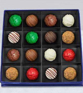 Taste of Belgium Truffles Box by Annabelle Chocolates