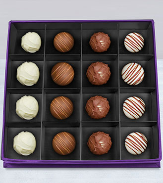 Imperial Truffles Box by Annabelle Chocolates