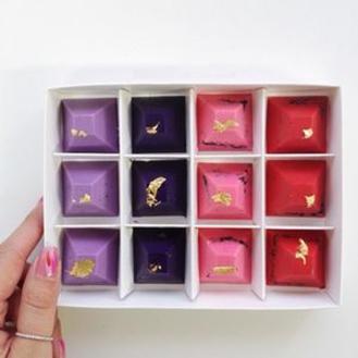 Four Seasons Gemstone Chocolates by Annabelle Chocolates