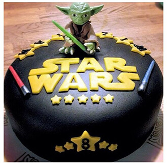 Strange Choose Your Side Star Wars Birthday Cake Broadwaybakery Com 39739 Funny Birthday Cards Online Fluifree Goldxyz