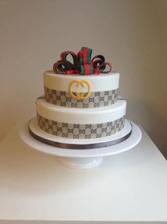 Gucci Tiered Cake 2, broadwaybakery.com 41329