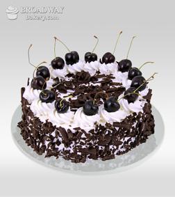 Midnight Sin Black Forest Cake