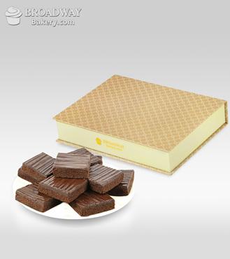 Chocoholic -12 Brownies