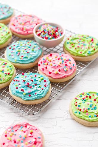 Flavors of Fun Cookies