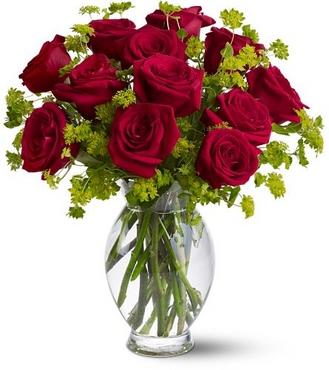Dozen Sweet Roses