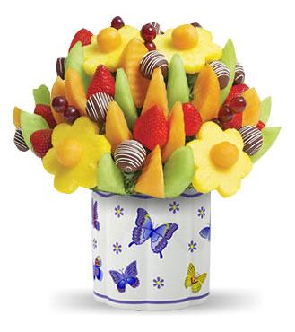 Wings of Love Fruit Bouquet