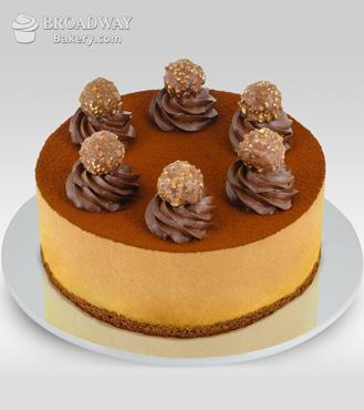 Heaven's Delight Mousse Cake - 1Kg