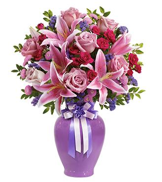 Lavender Grace Bouquet