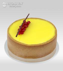 Lemon Lovers' Cheesecake
