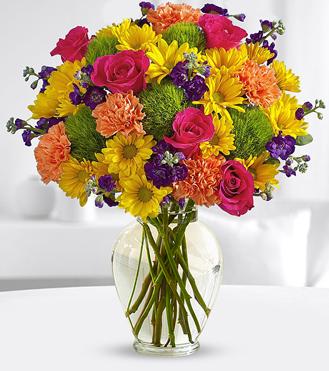Sweet Sentiments Bouquet
