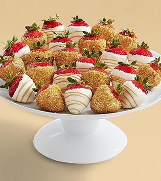 As Good As Gold Strawberries - Two  Dozen