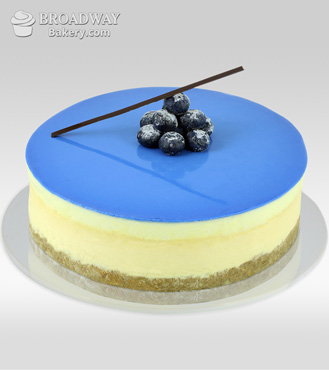 Ultimate Blueberry Cheesecake