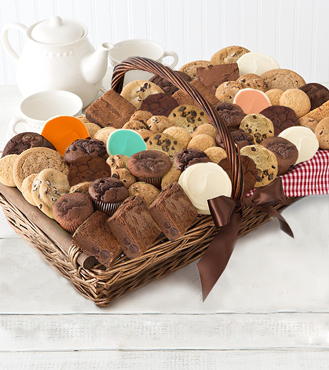 Gourmet Favorites Gift Basket