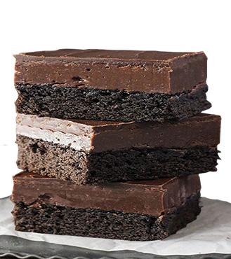 Chocoholic - 3  Brownies