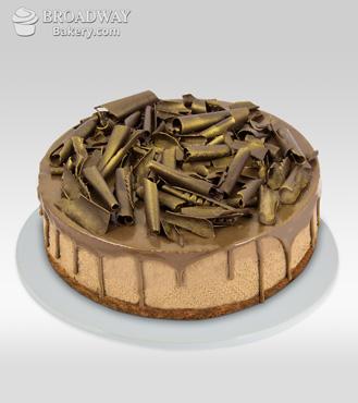 Chocolate Extreme Cheesecake