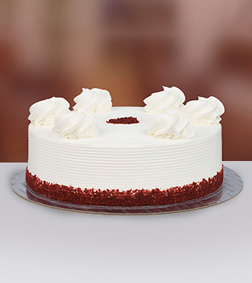 Eggless Red Velvet Dream Cake - 1Kg