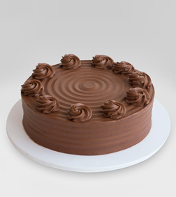 1/2KG Keto Signature Chocolate Cake By Broadway Bakery. Gluten Free, Sugar Free, Low Carb Dessert...