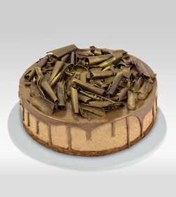 1/2KG Keto Double Chocolate Cheesecake By Broadway Bakery. Gluten Free, Sugar Free, Low Carb Dessert...