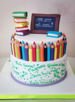 Learning is Fun Cake