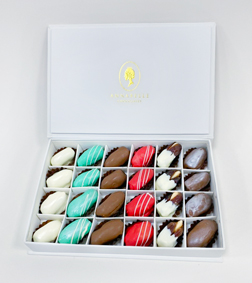 Decadent Dipped Dates Box