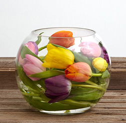 Modern Elegance Tulips