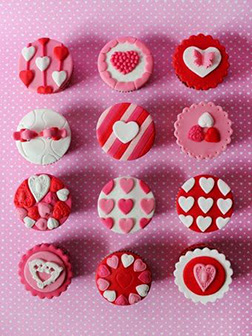 Showered with Love Dozen Cupcakes