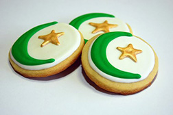 Cute Eid Cookies