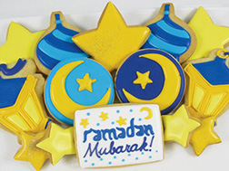 Trendy Ramadan Cookie Box