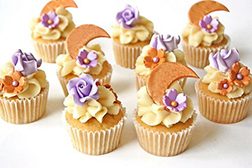 Sweet Swirls Dozen Cupcakes