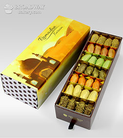 Dipped Iftar Date Box