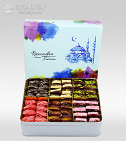 Collector's Edition Dipped Dates Box