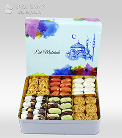 Collector's Edition Eid Treats Box