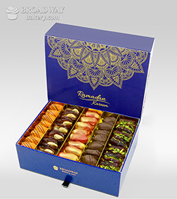 Blessed Celebrations Dates Box