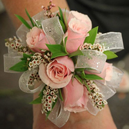 First Prom Corsage