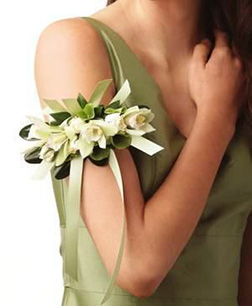 Greek goddess Corsage