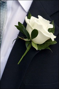 The Kingman's Boutonniere