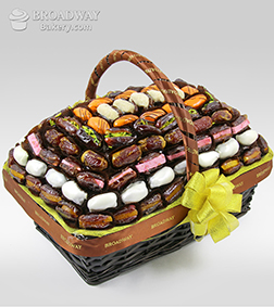 Select Stuffed Dates Basket