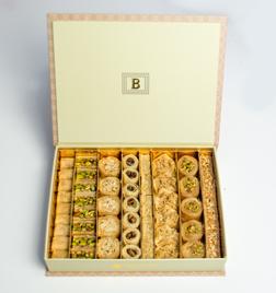 Eid Mubarak Assorted Sweets