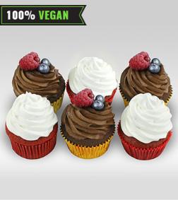 Baker's Vegan Choice - Half Dozen