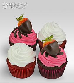 Delightful Duet - Vegan Cupcakes