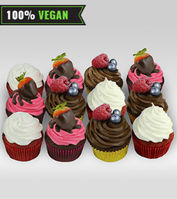 Triple Vegan Delight - Dozen
