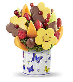 Your Best Smile Fruit Bouquet