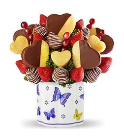 Dream Romance Fruit Bouquet