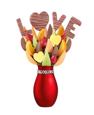 Sweet Love Story Fruit Bouquet