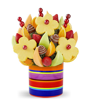 Sweet & Delicious Fruit Bouquet