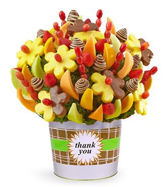 Fruit Harvest Thank You Bouquet