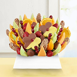 Grand Birthday Surprise Fruit Bouquet