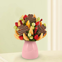 Sweet Drizzle Fruit Bouquet