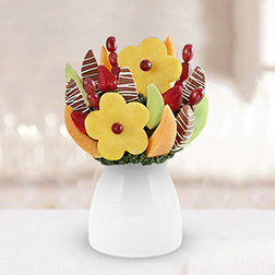 Dashing Daisies Fruit Bouquet