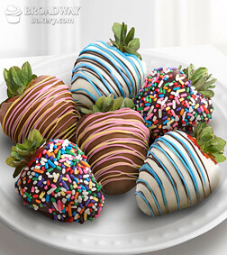 Berry Delight - 6 Dipped Strawberries
